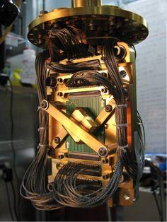 D-Wave quantum computing cryogenic chipset