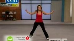 Exercise TV - Start walking at home 3 miles with Leslie Sansone (1)