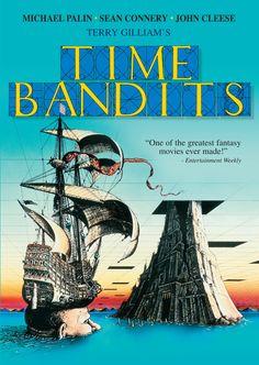 Amazon.com: Time Bandits: John Cleese, Michael Palin, Sean Connery, David Warner, Craig Warnock, Terry Gilliam: Movies & TV