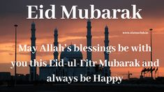 eid mubarak wishes eid ul fitr quotes images 2020 Happy Eid Ul Fitr, Happy Ramadan Mubarak, Eid Mubarak Wishes, Eid Ul Fitr Messages, Eid Ul Fitr Quotes, Eid Ul Fitr Images, Eid Mubarak Hd Images, Greetings Images, Quotes For Whatsapp