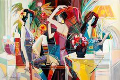 Devine Ladies, Isaac Maimon