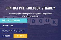 Grafika pre Facebook stránky - http://detepe.sk/grafika-pre-facebook-stranky/