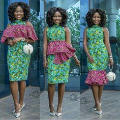 African Clothing & Ankara Dress Styles You will love Ankara Dress Styles, Latest Ankara Styles, African Print Dresses, African Print Fashion, Africa Fashion, African Fashion Dresses, African Dress, Ankara Gowns, African Prints
