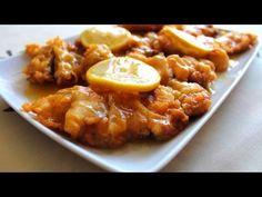 Pollo chino al limón - Ver receta: http://www.youtube.com/watch?v=0BDrxjnk-hU