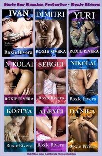 Românticos e Eróticos  Book: Roxie Rivera - Her Russian Protector #1 a 6.2