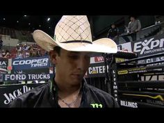 HE MADE ME PAY FOR IT: Leah Garcia talks with J.B. Mauney after his wreck with Shepherd Hills Tested in Billings.