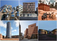 Gallery - Shortlist Announced for the Wienerberger Brick Award 2016 - 1