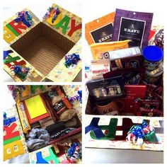 POP OF PIERCE: Birthday Care Package!