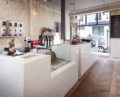 café coutumecut architectures   cafes, plastic curtains and