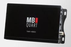 NA1-400.1 Nautic Amplifier | compact 1x400 watt
