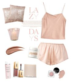 """""""Lazy days"""" by kristynaaxoxo on Polyvore featuring Christian Dior, Lazy Days, Yves Saint Laurent, Asceno, Alice + Olivia, Stila and La Mer"""