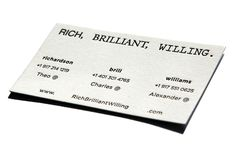 Photo 17- 20 Of NYC's Coolest Business Cards