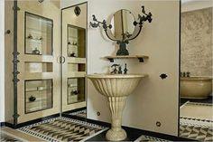Habitually Chic®: Jeanne Lanvins Apartment in Paris