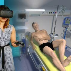 Quand la réalité virtuelle transforme la formation en santé