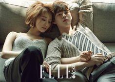 Go Jun Hee and Han Ye Jun