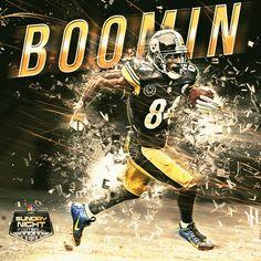Social media graphics for NBC Sports for Sunday & Thursday Night Football [ 2017-18 season ]