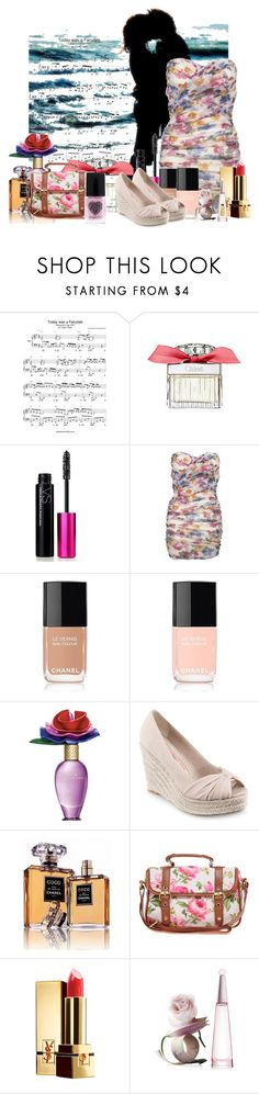 """""""Today was a Fairytale . . ."""" by im-a-daydreamer ❤ liked on Polyvore featuring Chloé, Victoria's Secret, Chanel, Marc Jacobs, MNG by Mango, ASOS, Yves Saint Laurent and Issey Miyake"""