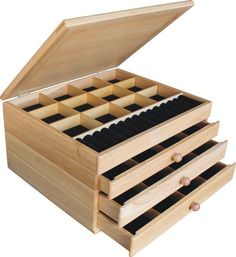 New Ideas For Wood Jewelry Box Plans Products Woodworking Jig Plans, Woodworking Patterns, Woodworking Furniture, Woodworking Projects, Woodworking Magazine, Woodworking Machinery, Woodworking Classes, Woodworking Basics, Workbench Plans