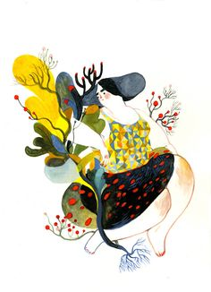 Lisk Feng Illustrations – Fubiz Media