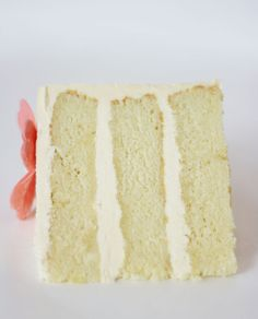 Here is a rich Sour Cream Vanilla Bean cake with a fine tender crumb that is perfect for any occasion.