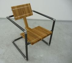 New Unique Chair Design by Philippe Krzyzek