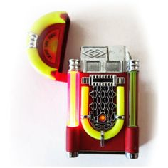 1x Red Music Jukebox Refillable Butane Cigar Cigarette Lighter w/ Lights by UFindings. $5.99. High Quality Jukebox Refillable Cigar Cigarette Lighter will get everyone's attention. Makes a perfect gift for smokers who likes jukebox and cool lighters.