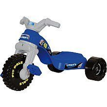 Amloid Jimmie Johnson Mini Cycle by Amloid. $35.49. Molded in high density Polyethylene. Easy assembly. Safe design. Sturdy steel axles. Great for children between 24 to 48 months. From the Manufacturer                Jimmie Johnson Mini Cycle . Item is molded in high density, Polyethylene for sturdy construction. Great for children between 24 to 48 months. Adult supervision required. Never use near cars and other moving vehicles, near streets, steps, sloped driveways, hills, ro...