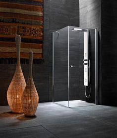 Collezione doccia – Showering di Glass