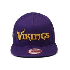 Home › Caps › New Era › New Era NFL Minnesota Vikings Wordmark . 1494734a84b