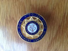 1940s WWII North Somerset Yeomanry O.C.A. J.R Gaunt Army Enamel Badge in Collectables, Militaria, World War I (1914-1918) | eBay