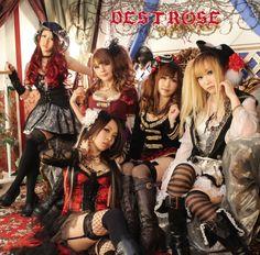 Destrose: Bands that sound like BABYMETAL   http://destrose.worldbookonline.website/