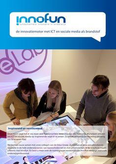 Overzicht Innofun workshops en trainingen sociale media