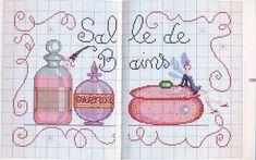 "ru / Mosca - Альбом ""Fees et lutins"" Cross Stitch House, Cross Stitch Heart, Cross Stitching, Cross Stitch Embroidery, Cross Love, Crochet Dollies, Stitch 2, Betty Boop, Needlepoint"