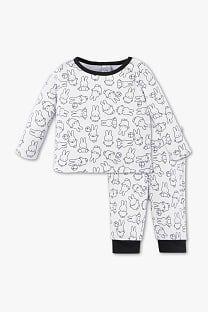 Nijntje - baby-pyjama - biokatoen - 2-delig