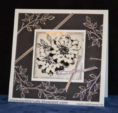 Choose Happines card by stampwithtrude - Cards and Paper Crafts at Splitcoaststampers Sympathy Cards, Greeting Cards, Choose Happiness, Stamping Up, Diy Cards, Homemade Cards, Stampin Up Cards, Trees To Plant, Scrapbook Pages