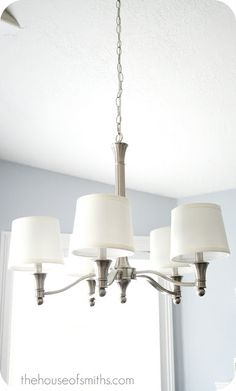 DIY: Shopping for & Installing new Lighting Fixtures