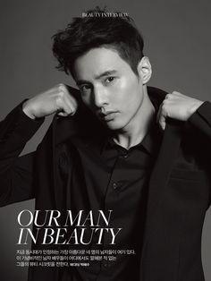 Fashion Rewind: Won Bin, Jo In Sung, Song Joong Ki, & Kim Soo Hyun For Harper's Bazaar Man's March 2013 Issue | Couch Kimchi