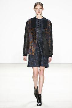 Yigal Azrouël Fall 2016 Ready-to-Wear Fashion Show - Jay Wright