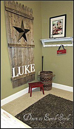 Cute! Jakes Room!!