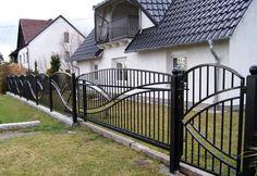 nowoczesne ogrodzenie domu - Google zoeken