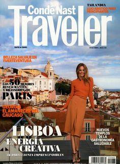 Lisboa - Energia creativa. Gefunden in: CONDE NAST TRAVELER / E, Nr. 83/2015