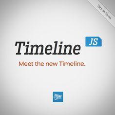 Timeline JS werd volledig herschreven en aangepast om auteurs en programmeurs beter van dienst te kunnen zijn. Momenteel draait versie 3 in beta en kan je uitgebreid testen.