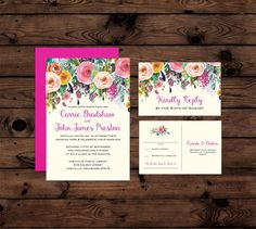 Hey, I found this really awesome Etsy listing at https://www.etsy.com/listing/239085520/floral-watercolor-wedding-suite-pastel