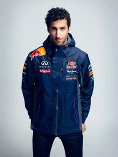 Daniel Ricciardo FTW Daniel Ricciardo, Motorcycle Jacket, Athletic, F1, Jackets, Fashion, Down Jackets, Moda, Athlete