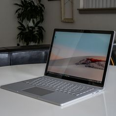 Apple Laptop, Notebooks, Microsoft Surface Book, Latest Laptop, Surface Laptop, Best Laptops, Cool Inventions, Electronic Devices, Laptop Accessories