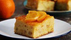 Orange cake Cornbread, Cake, Ethnic Recipes, Desserts, Romania, Food, Orange, Youtube, Millet Bread