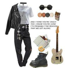 #grunge #softgrunge #indie #urban #rock #punk #alternative #style -A