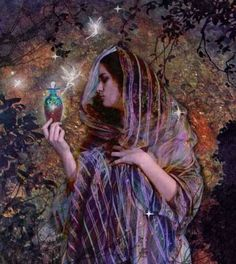 Nemetona: Goddess of Sacred Space and Clearer of Electromagnetic Stress - paganSquare - PaganSquare - Join the conversation!