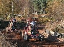 Off Road Karting - Mud Buggies