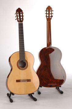 John Price, Classical Guitars